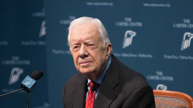 This is why it's so dangerous when older Americans fall the way Jimmy Carter did