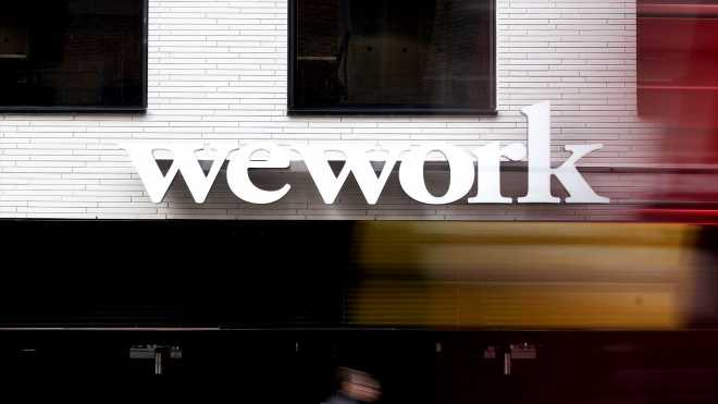 WeWork bonds fall on SoftBank's roughly $10 billion rescue package