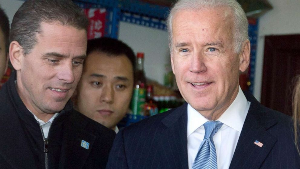 The allegations about Hunter Biden's business dealings in China, explained