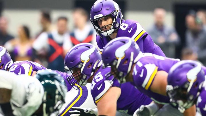 Washington Redskins at Minnesota Vikings odds, picks and best bets