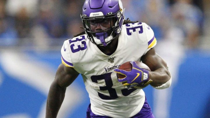 Vikings open as -14.5 favorite over Redskins for Week 8