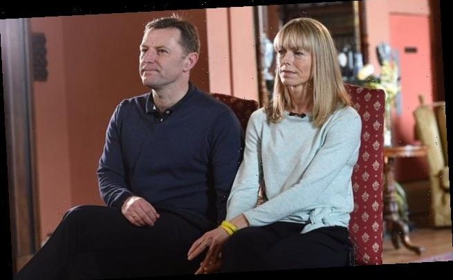 McCanns 'shocked' as troll pretends to be their missing daughter