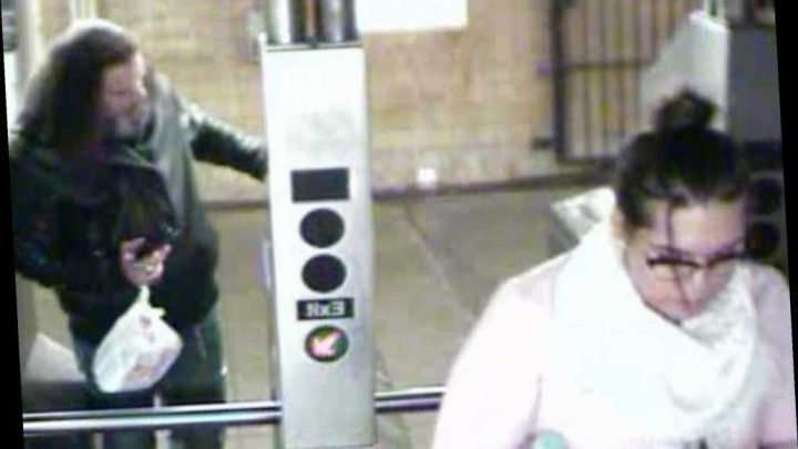 Accused slashers pause getaway to pay subway fare
