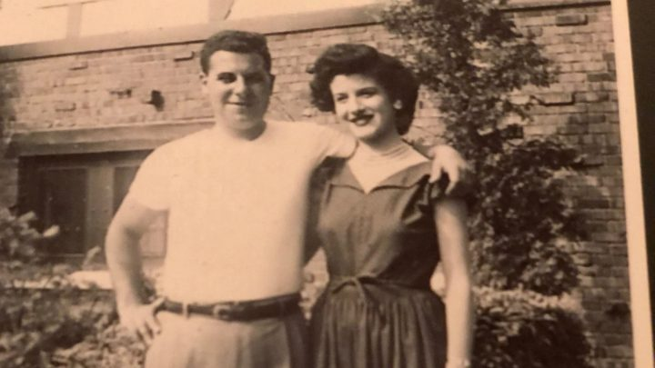 Reading my parents' World War II diary, written in a broken time, helped heal my broken life
