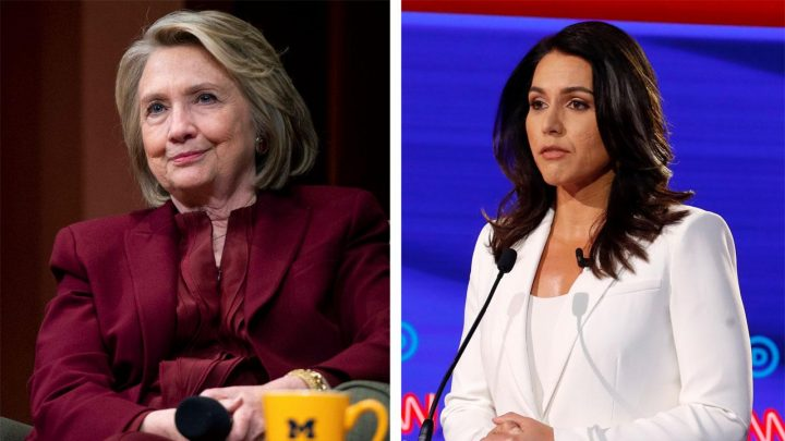 Gabbard campaign accuses Clinton of defamation over 'fabricated' Russian asset claim, demands retraction