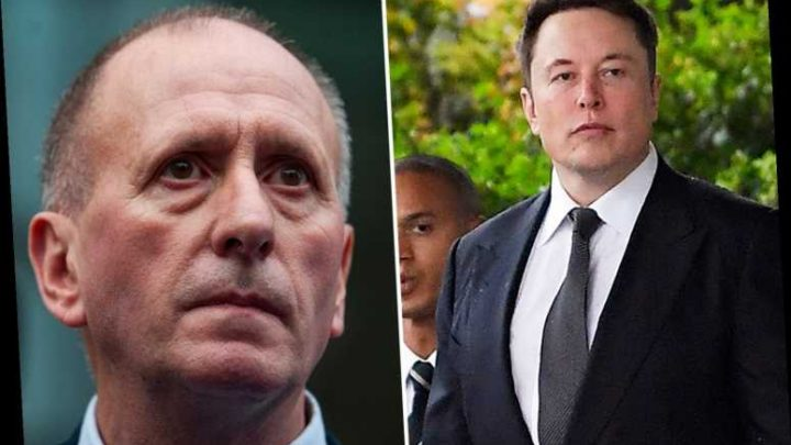 Hero Brit cave diver branded 'paedo' by Elon Musk went 'toe to toe with the billionaire bully' lawyer claims – The Sun