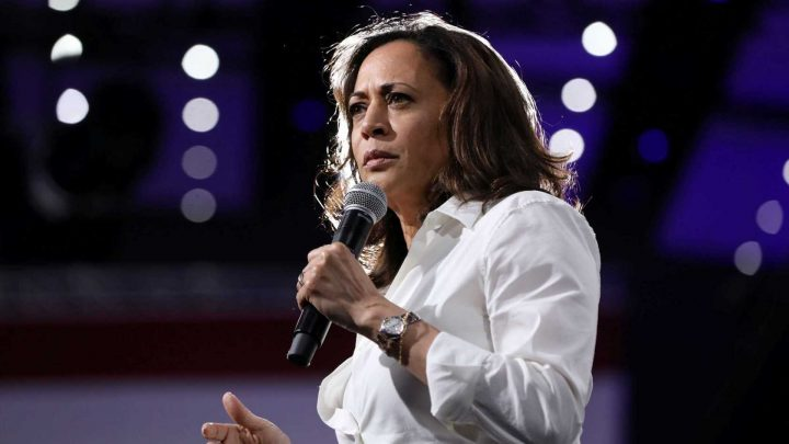 Kamala Harris Dropping Out Of Presidential Race