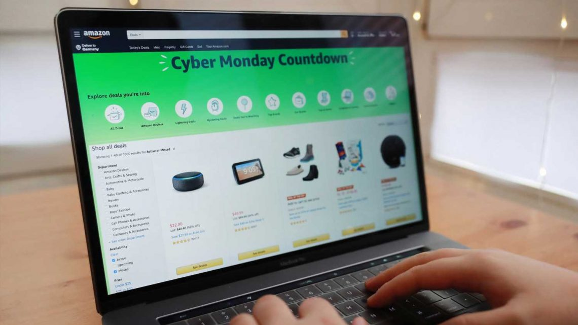 Cyber Monday sales poised to top $9.4 billion