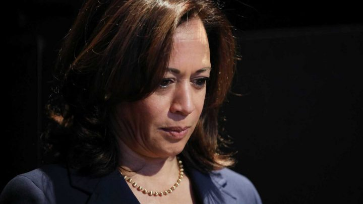 Kamala Harris drops out of presidential race after plummeting from top tier of Democratic candidates