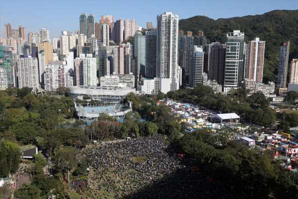 Protesters Mount Largest Rally in Six Months: Hong Kong Update