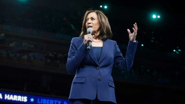 Kamala Harris ends her bid for president: 'In good faith, I can't tell you … that I have a path forward'
