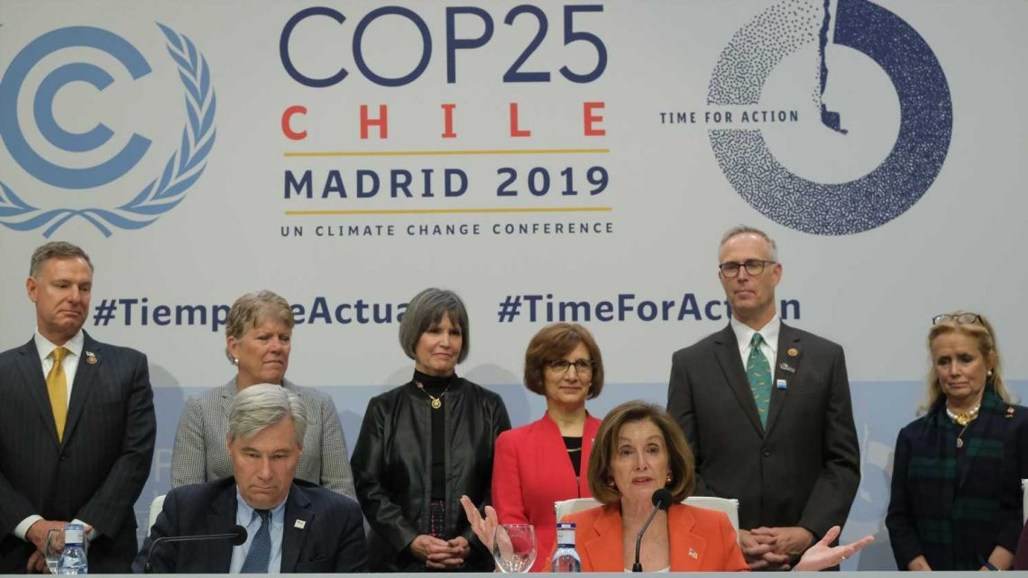 Climate change realities emerge as Paris Agreement negotiators meet in Madrid