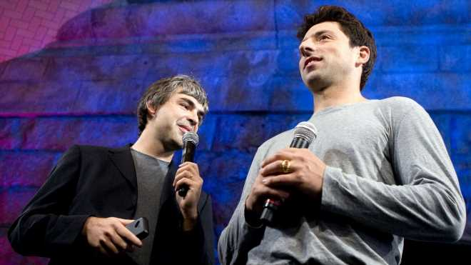 What changes at Google with founders out? Nothing that hasn't already changed