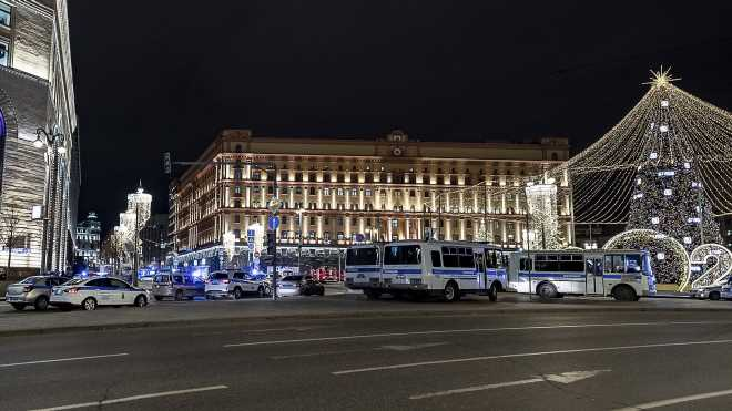 Death toll rises to two in Moscow shooting targeting Russian security officers