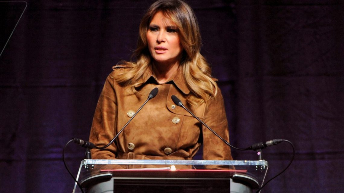 Melania Trump says lawyer who invoked Barron Trump's name for laughs at impeachment hearing 'should be ashamed'