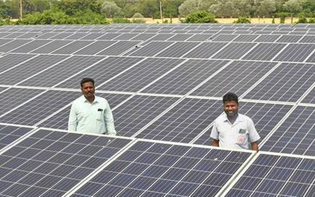 NTPC to invest ₹50,000 cr. for 10 GW solar capacity