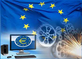 Eurozone Private Sector Logs Modest Growth
