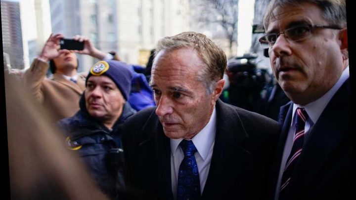 Ex-US Rep. Chris Collins sentenced to 26 months for insider trading