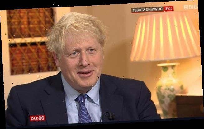 Boris Johnson backs Royals to 'sort out' Harry and Meghan situation