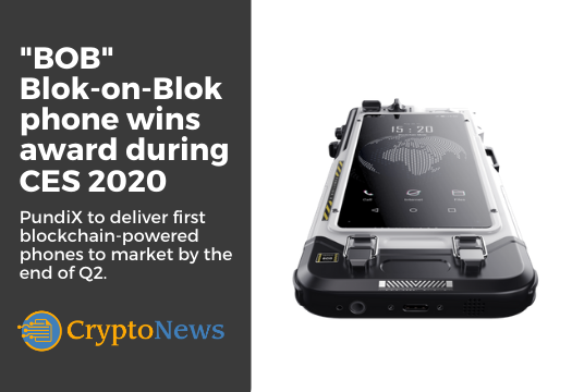 """BOB"" a New Blockchain Phone on the Horizon by PundiX"
