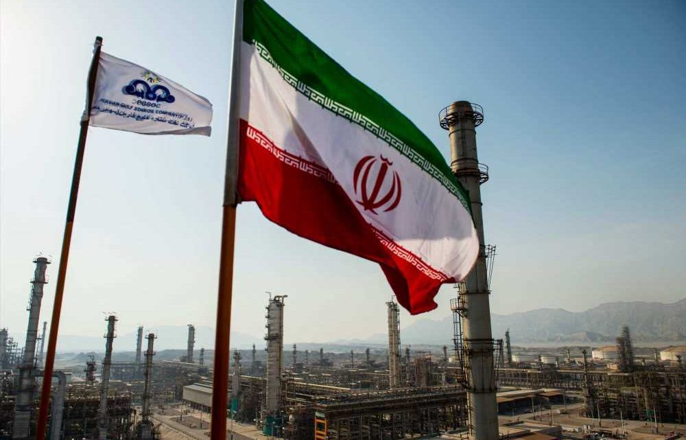 'Very high' chance of oil falling toward $40 if Iran sees regime change, says JBC Energy