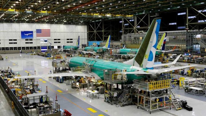 Boeing Will Temporarily Shut Down 737 Max Production