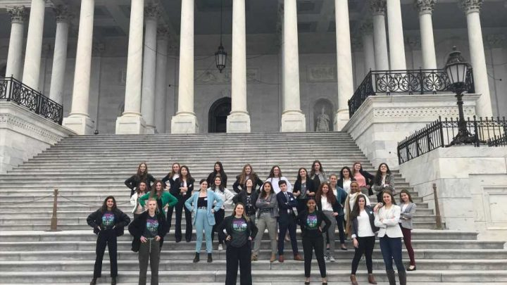 Ruth Bader Ginsburg Didn't Kill The ERA; These Girls Are Handling It