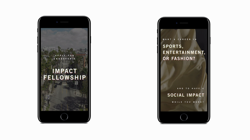 Endeavor Launches Inaugural Impact Fellowship For Next Generation Of Execs And Creators