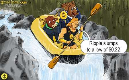 Ripple May Sink Below $0.22, Offers a Buying Opportunity