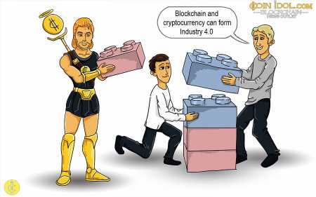 The Value of Cryptocurrency & Blockchain Technologies in Industry 4.0
