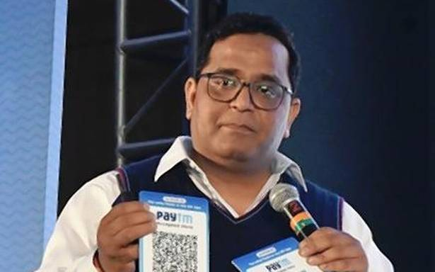 Paytm may take two years to come out of red: founder-CEO