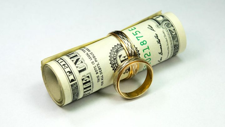 What is financial infidelity in a marriage?