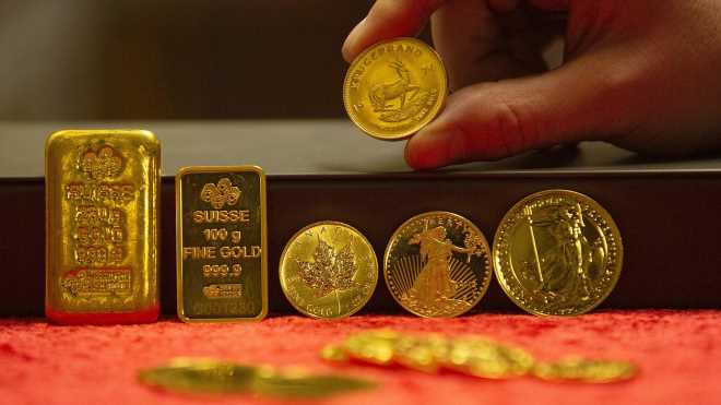 Gold tops $1,600 for first time since 2013 as coronavirus fears spur haven demand