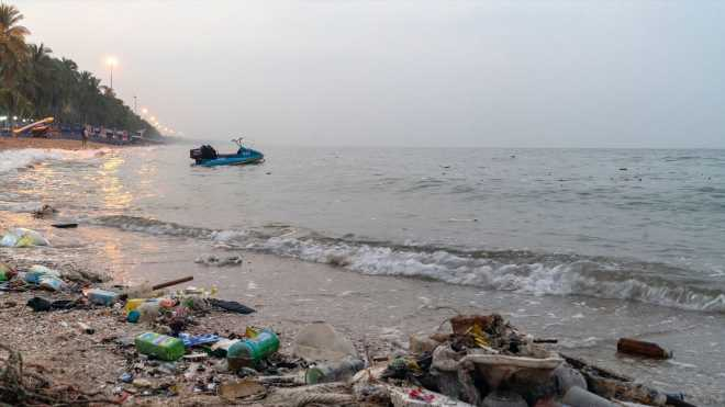 These companies have the most at stake when the world clamps down on plastic pollution