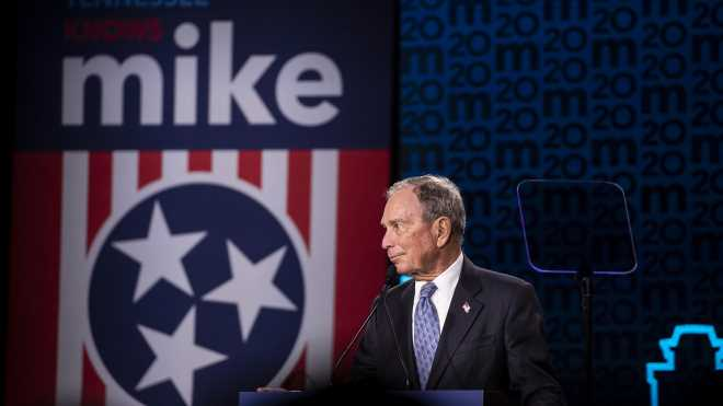 Bloomberg's plan to curb Wall Street may help him in his first Democratic primary debate on Wednesday