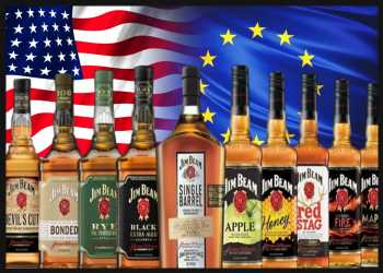 EU Tariff Causing Significant Slump In American Whiskey Exports: DISCUS