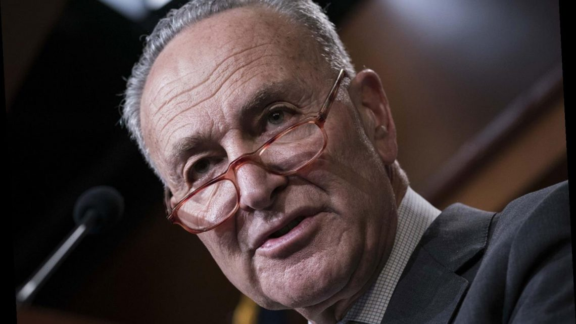 Coronavirus emergency stimulus checks of $1,200 'will be paid in just two weeks,' Dem Senate Leader Chuck Schumer says – The Sun