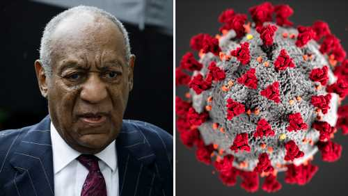 """Bill Cosby Seeks Early Prison Release Over Coronavirus Fears; """"Exploring All Options,"""" Rep Says Of Onetime """"America's Dad"""""""