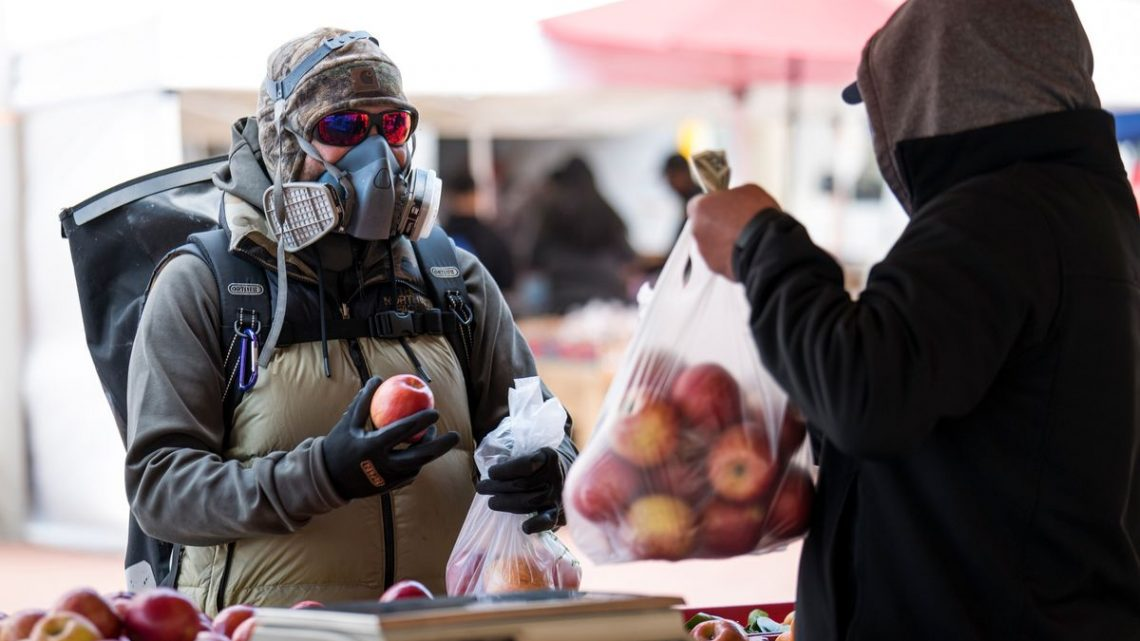 Farmers' Markets Are Providing Lifelines to Both Growers and Shoppers