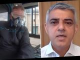 Fuming bus drivers picture filthy vehicles as 14 TfL staff die from coronavirus after Sadiq Khan claimed they'd be clean – The Sun