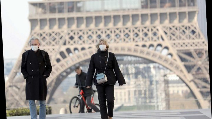 Coronavirus-hit Paris bans outdoor exercise during the day with joggers facing 6 months in jail if they break rules – The Sun
