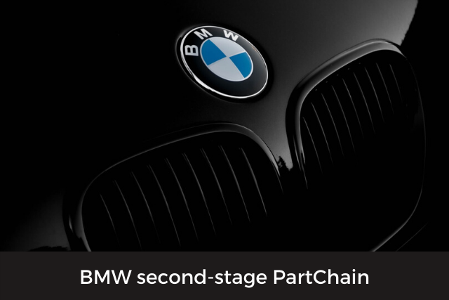 BMW Group Enters Second Stage of Blockchain-based Supply Chain Transparency
