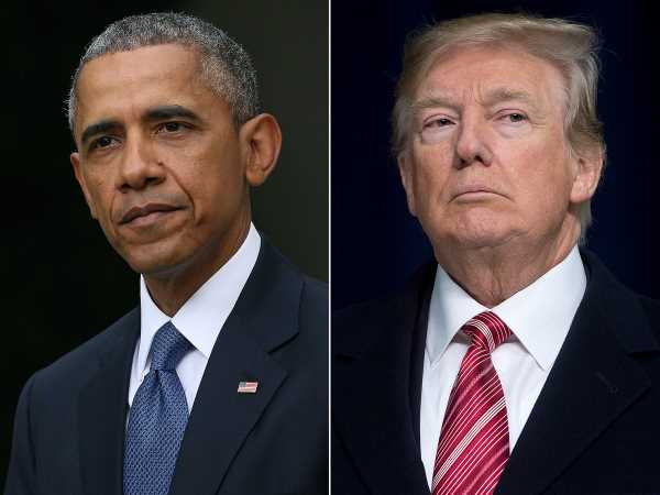 Former Obama Photographer Trolls Trump by Reflecting on 'Respect' and 'Class' of Previous Presidents