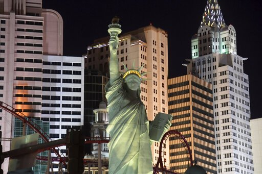 Las Vegas Coming Back To Life, As State Approves UFC Events, Boxing Matches And Casinos For Reopening Dates