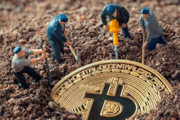 Bitcoin's Hash Rate Stabilizes For the First Time Since Halving