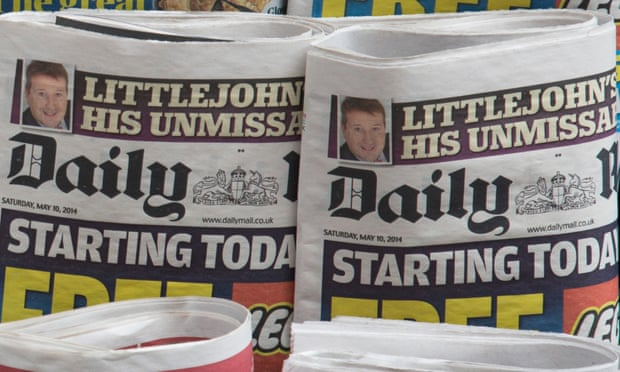 Daily Mail owner's print advertising revenues plunge by 70%