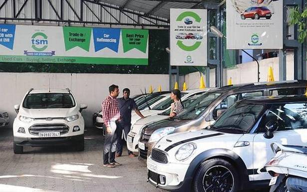 COVID-19 expected to fuel used car sales