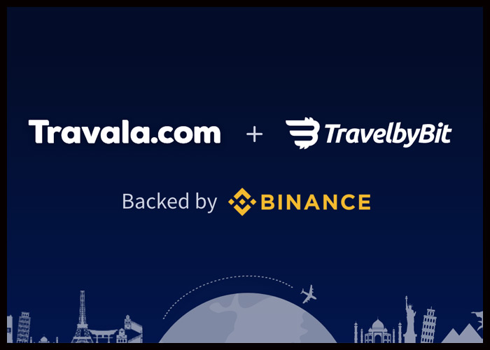 Hotel Booking Platform Travala.com Merges With Flight Booking Portal TravelbyBit