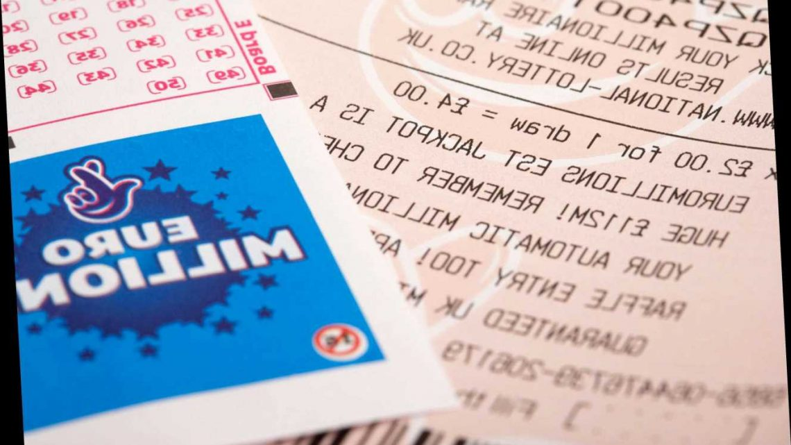 National Lottery EuroMillions results: Winning numbers for Friday July 31 £35million jackpot