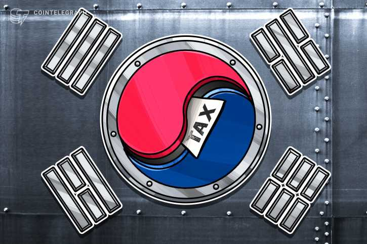 South Korea Could Issue a Crypto Capital Gains Tax as High as 20%